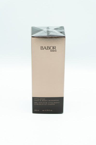 Babor Men Hair & Body Shampoo