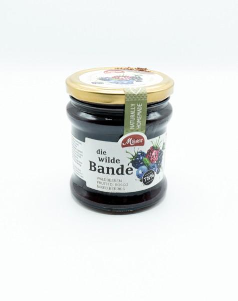 """Südtiroler Marmelade """"Moser"""" Waldbeeren"""