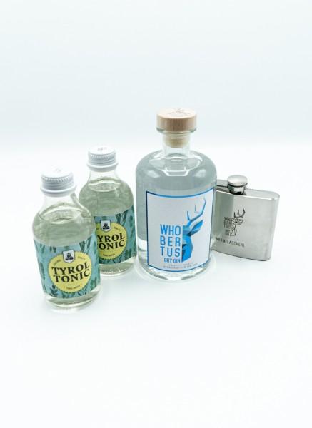 Whobertus Dry Gin Set